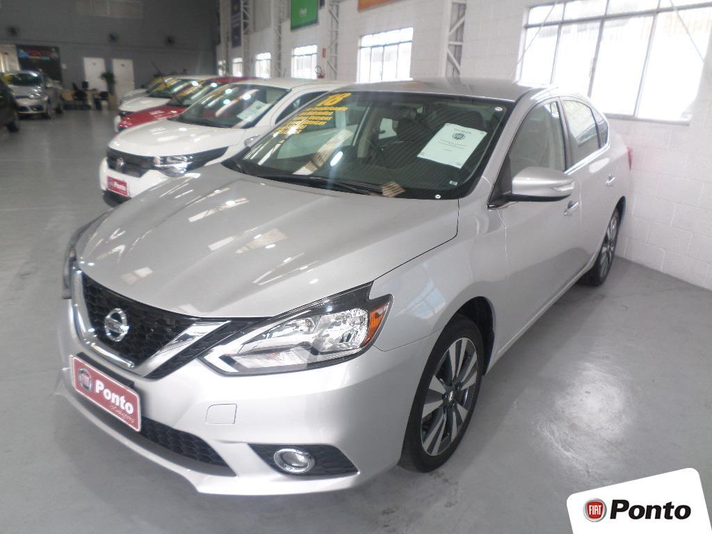 NISSAN SENTRA 2018 - 2.0 S 16V FLEX 4P AUTOMÁTICO