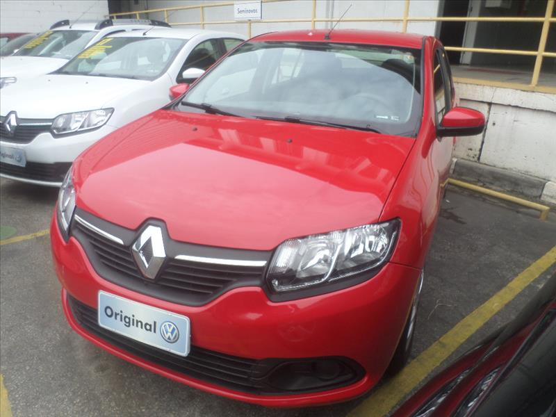 RENAULT LOGAN 2017 - 1.0 EXPRESSION 16V FLEX 4P MANUAL
