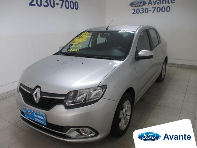 RENAULT LOGAN 2015 - 1.6 DYNAMIQUE 8V FLEX 4P MANUAL