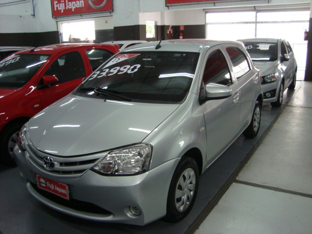 Image Toyota-etios-1.3 x 16v flex 4p manual-379224