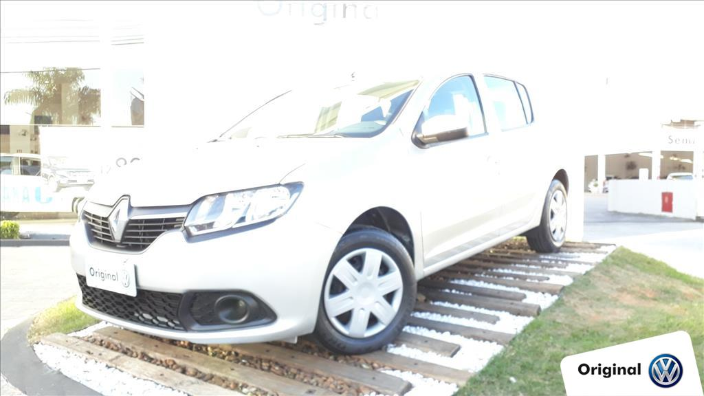 RENAULT SANDERO 2020 - 1.0 12V SCE FLEX EXPRESSION 4P MANUAL