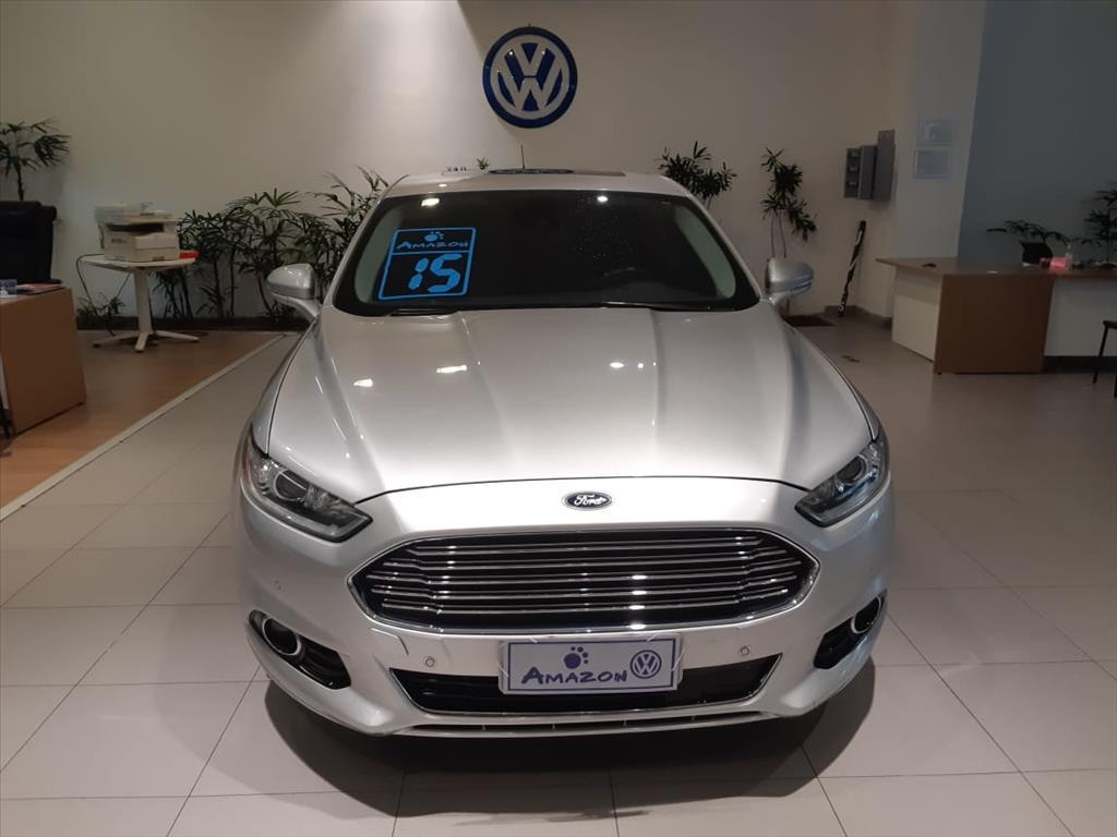 Image Ford-Fusion-2.0 Titanium Awd 16v Gasolina 4p Automático-921127