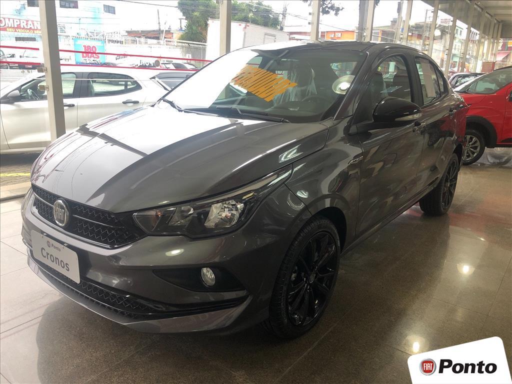 FIAT CRONOS 2020 - 1.8 E.TORQ FLEX HGT AT6