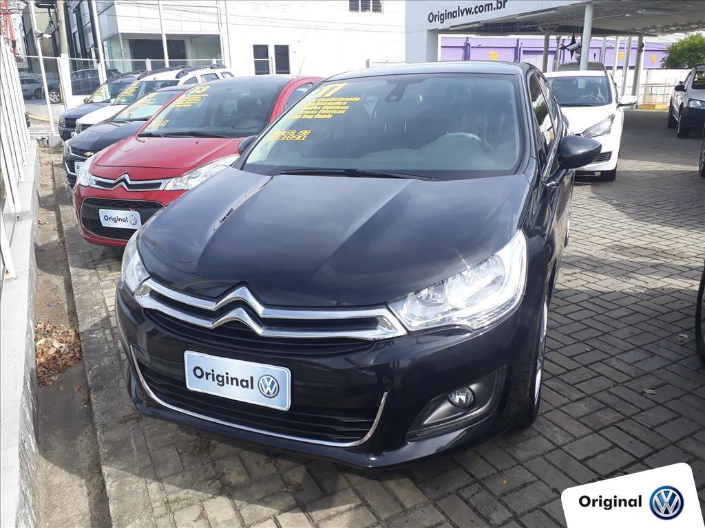 CITROËN C4 LOUNGE 2017 - 1.6 TENDANCE 16V TURBO FLEX 4P AUTOMÁTICO
