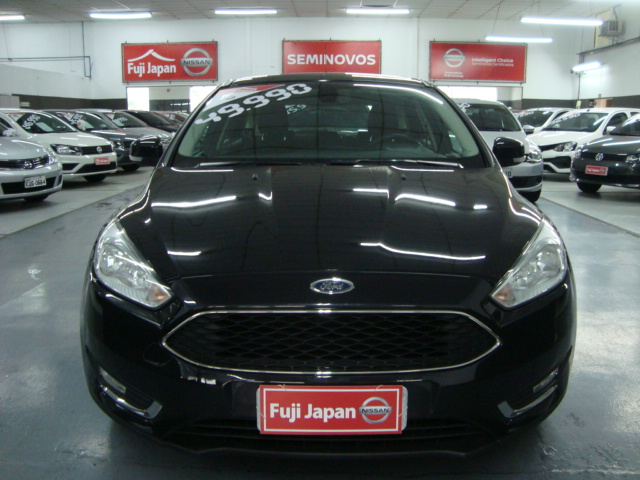 Image Ford-Focus-1.6 Se 16V Flex 4P Manual-452199