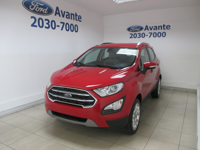FORD ECOSPORT 2019 - 2.0 DIRECT FLEX TITANIUM AUTOMÁTICO