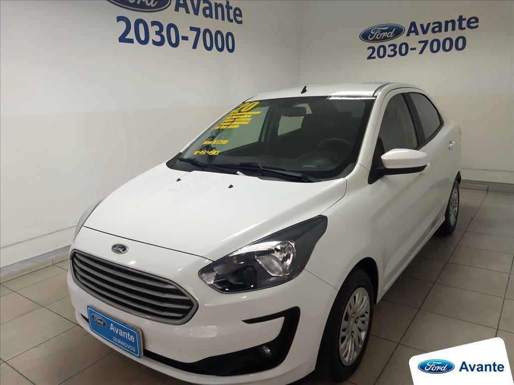 FORD KA 2020 - 1.5 TI-VCT FLEX SE SEDAN MANUAL