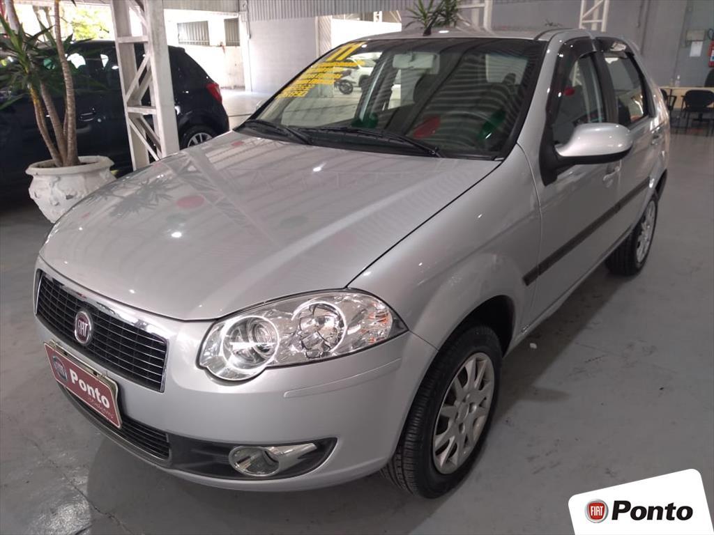 FIAT PALIO 2011 - 1.4 MPI ATTRACTIVE 8V FLEX 4P MANUAL