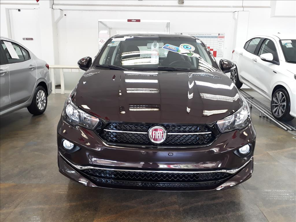 FIAT CRONOS 2019 - 1.8 E.TORQ FLEX PRECISION MANUAL