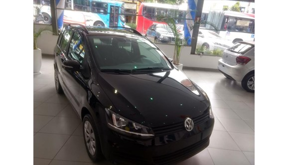 VOLKSWAGEN SPACEFOX 2018 - 1.6 MSI TRENDLINE 8V FLEX 4P MANUAL