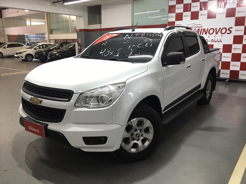Image Chevrolet-S10-2.4 Ltz 4x2 Cd 8v Flex 4p Manual-740470