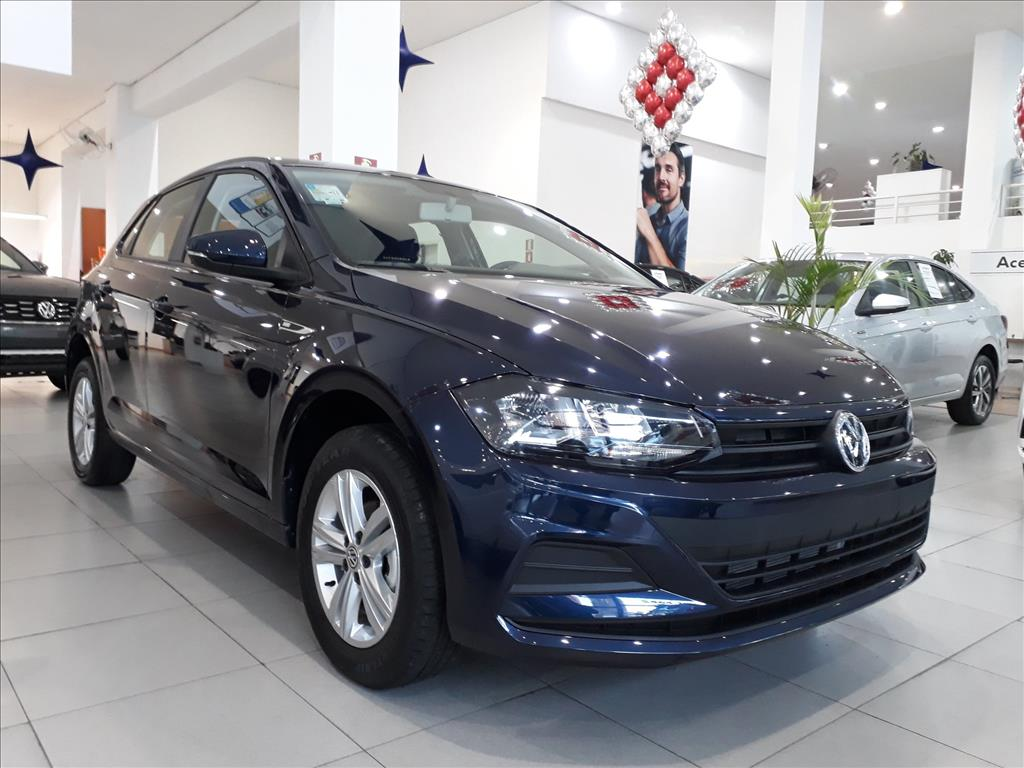 VOLKSWAGEN POLO 2019 - 1.6 MSI TOTAL FLEX MANUAL