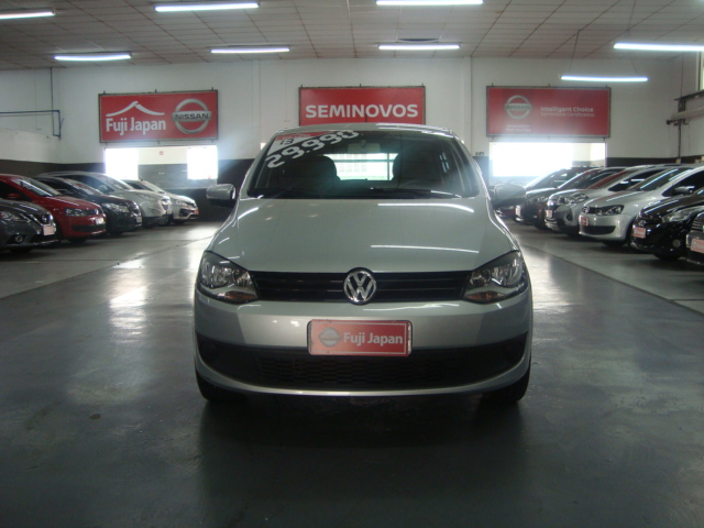Image Volkswagen-Fox-1.6 Mi 8V Flex 4P Manual-451932