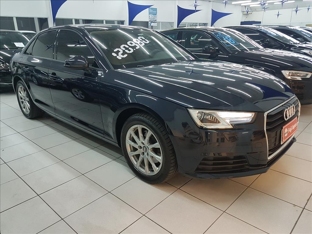 Image Audi-a4-2.0 tfsi attraction gasolina 4p s tronic-391654