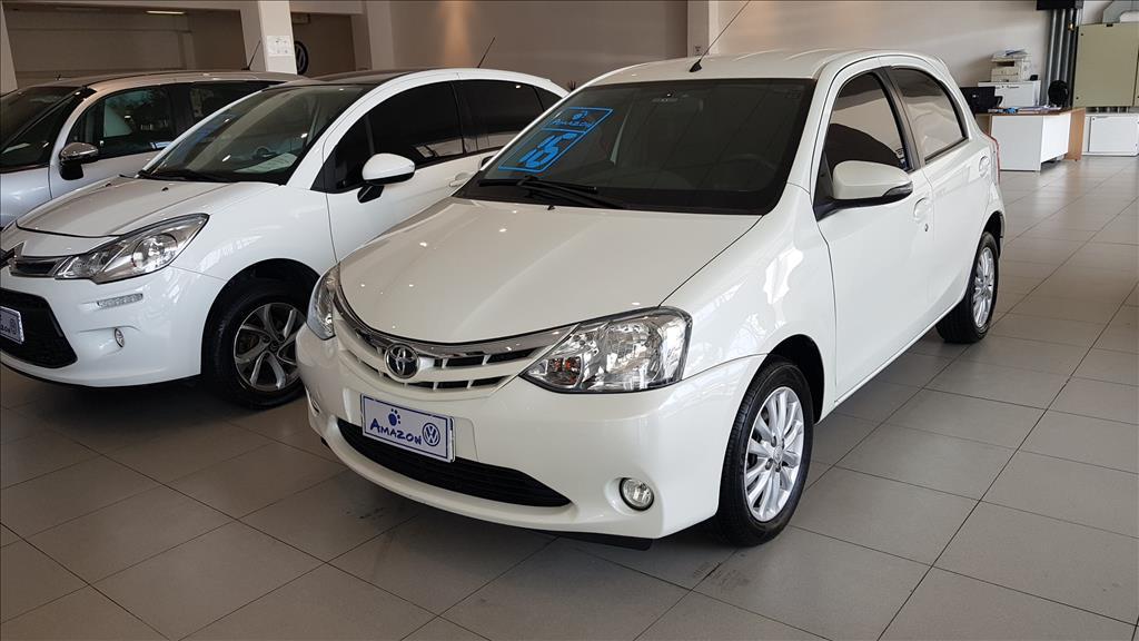 Image Toyota-Etios-1.5 Xls 16V Flex 4P Manual-632324