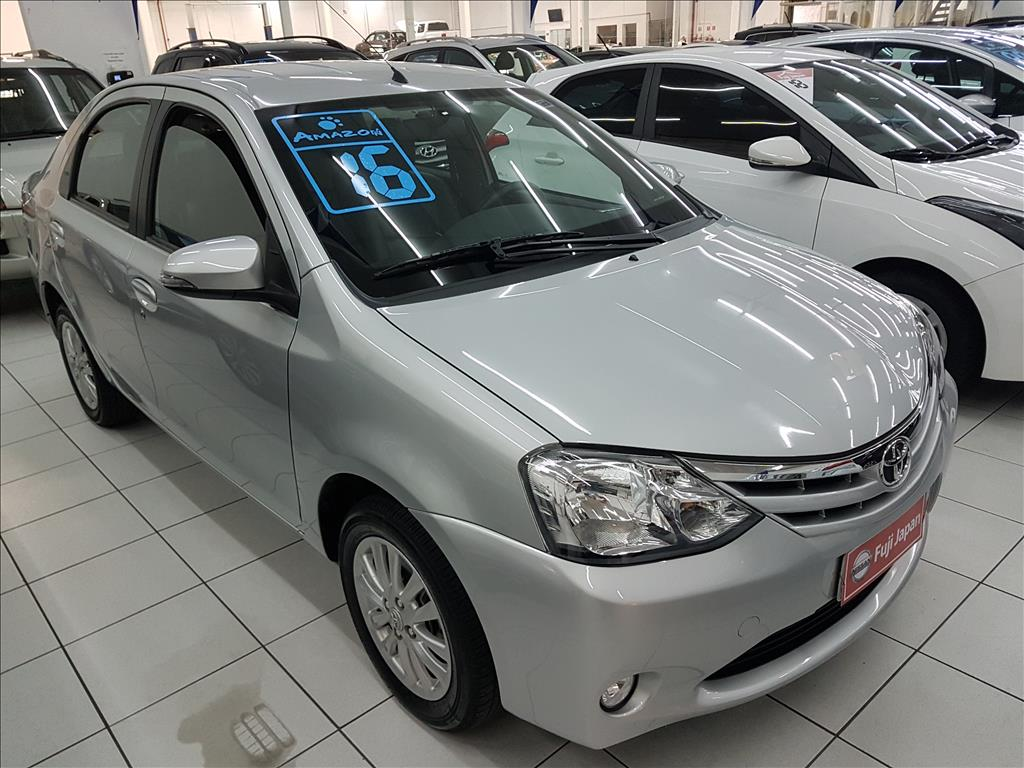 Image Toyota-Etios-1.5 Xls Sedan 16V Flex 4P Manual-470165
