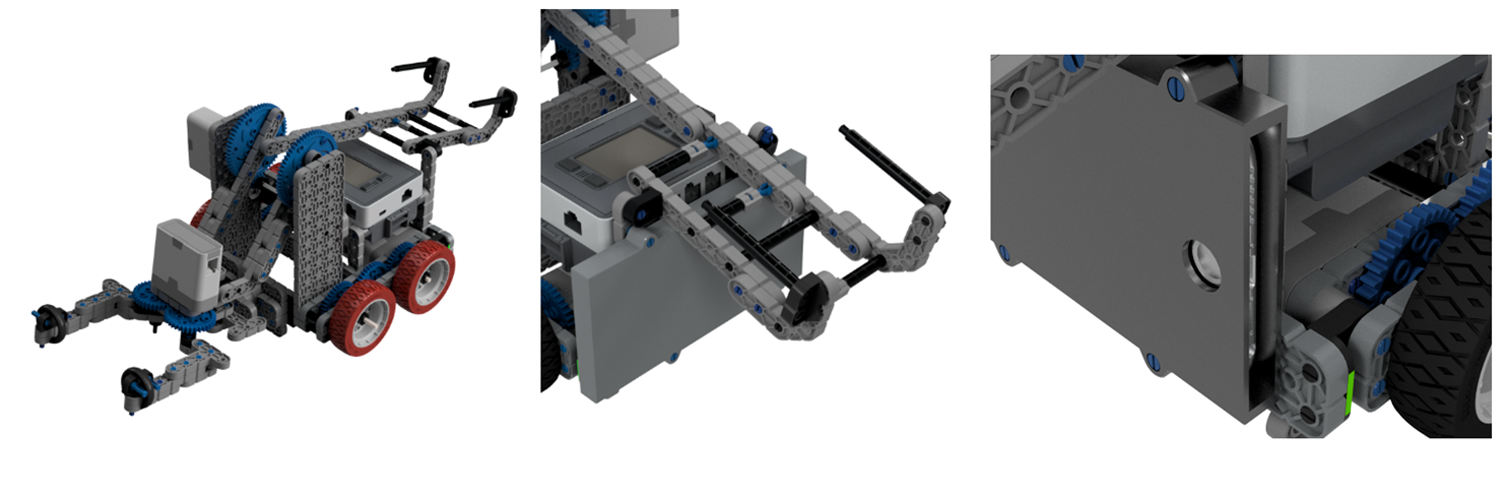 Fusion 360 Design And Customize A Vex Iq Clawbot