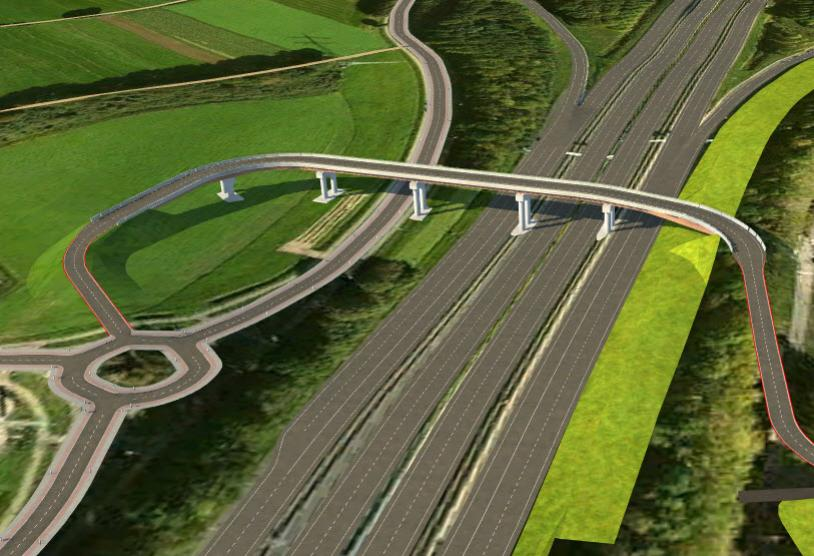 bim highway and transportation infrastructure modeling