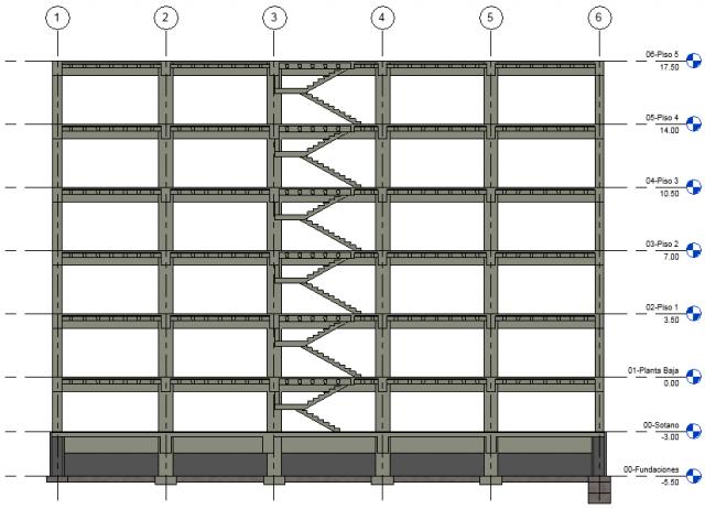 Reinforced Concrete Building