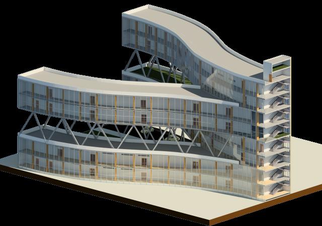 Energy Efficient Hostel- Part 1
