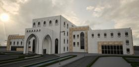 General Islamic hospital ,design , revit , architecture, autodesk ,