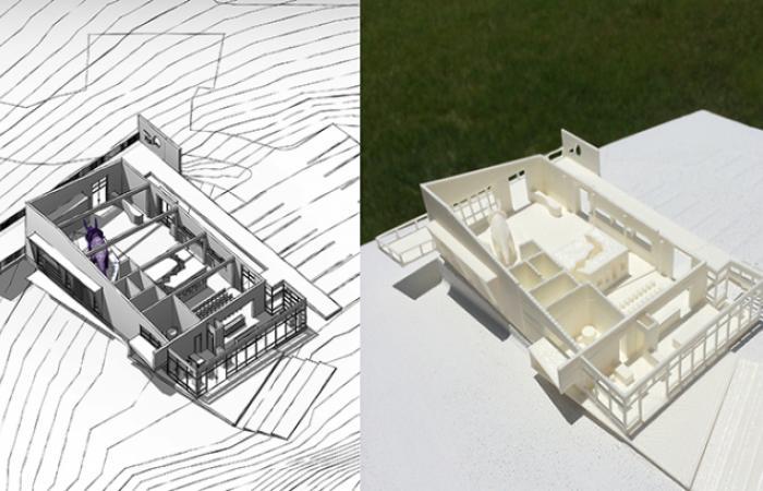 bim to fabrication for conceptual design - Conceptual Design House