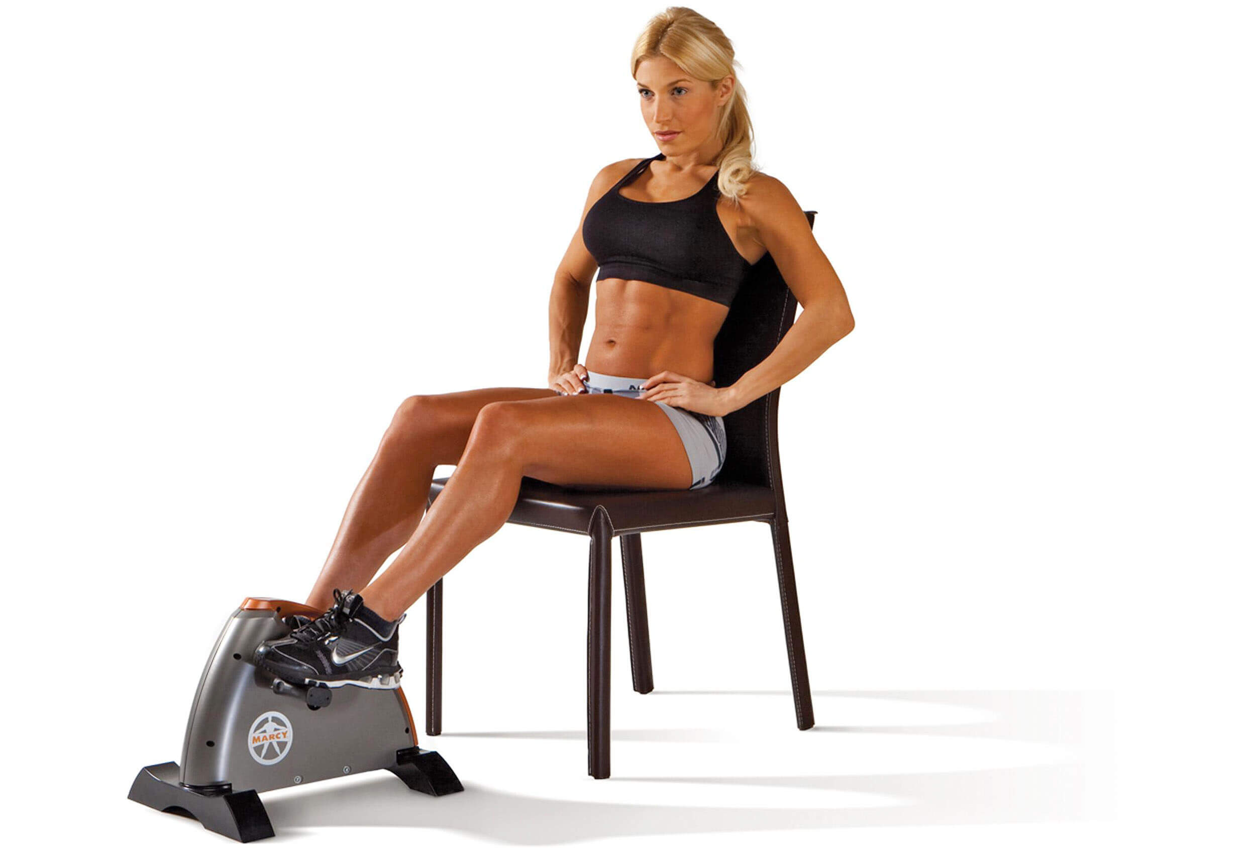 Marcy Cardio Mini-Cycle Exercise Bike
