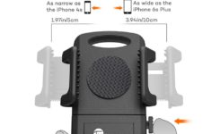 TaoTronics Bike Phone Mount and Holder - Ready for Various Sizes