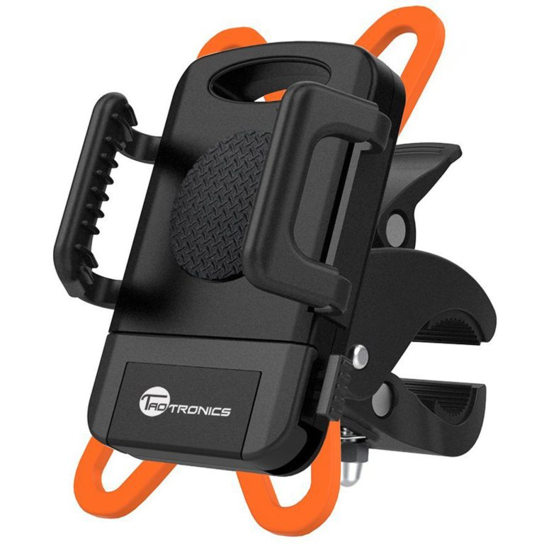 TaoTronics-Bike-Phone-Mount-Bicycle-Holder