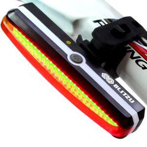 Ultra Bright Bike Light Blitzu Cyborg 168T