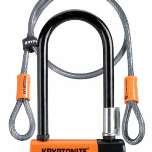 Kryptonite-New-U-Evolution-Mini-7-w-Double-Loop-Cable