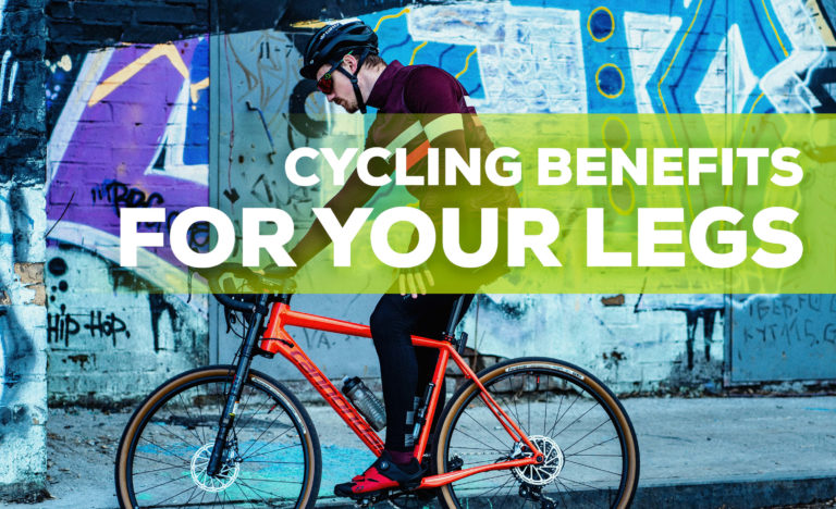 Cycling Benefits for Your Legs