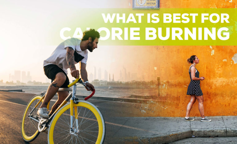 What is Best for Calorie Burning, Biking or Walking?
