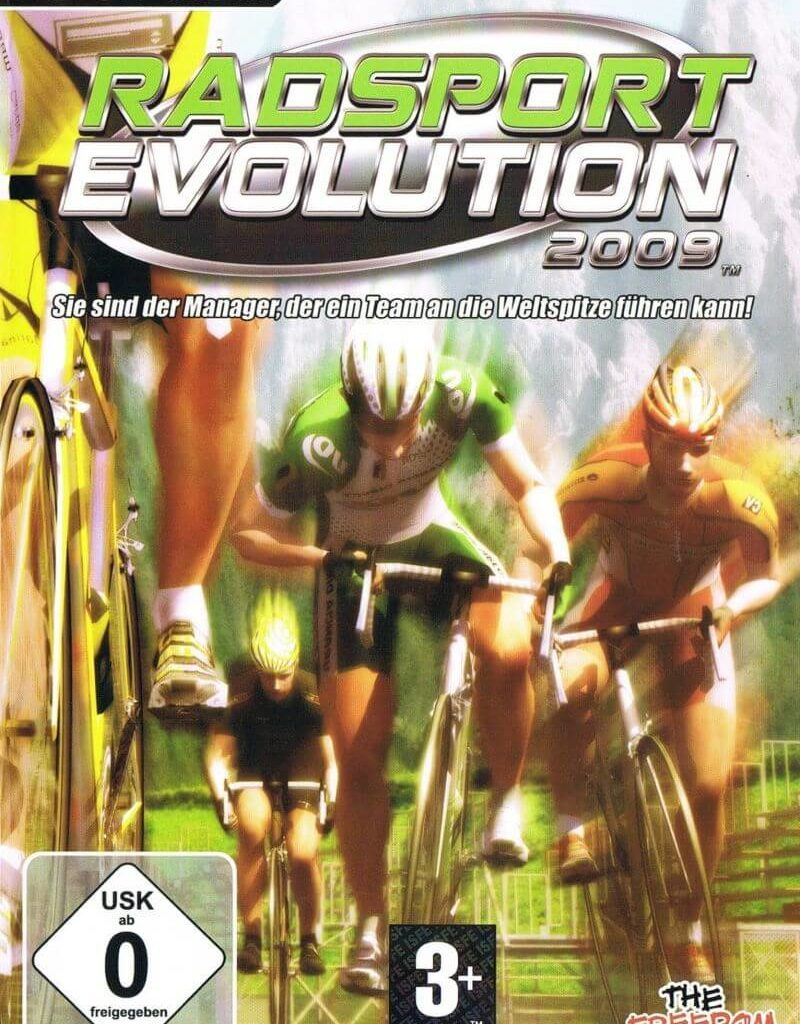 Cycling Evolution - Game