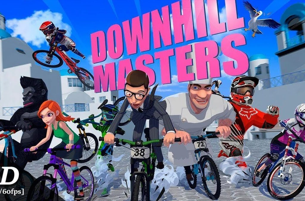 Downhill Masters - Game