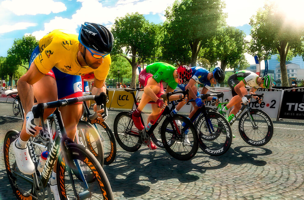 Pro Cycling Manager - Game