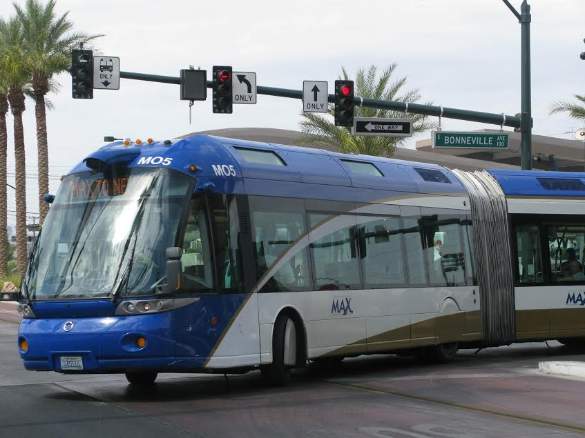 Photo by: Paul Supawanich, photo of: Vegas Max BRT