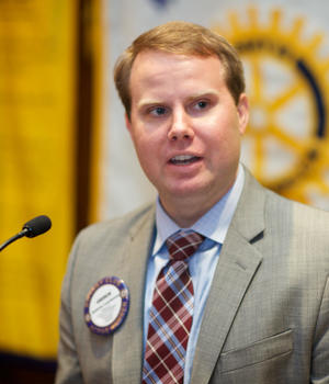 Andrew Laarhoven, Engagement Committee Chair