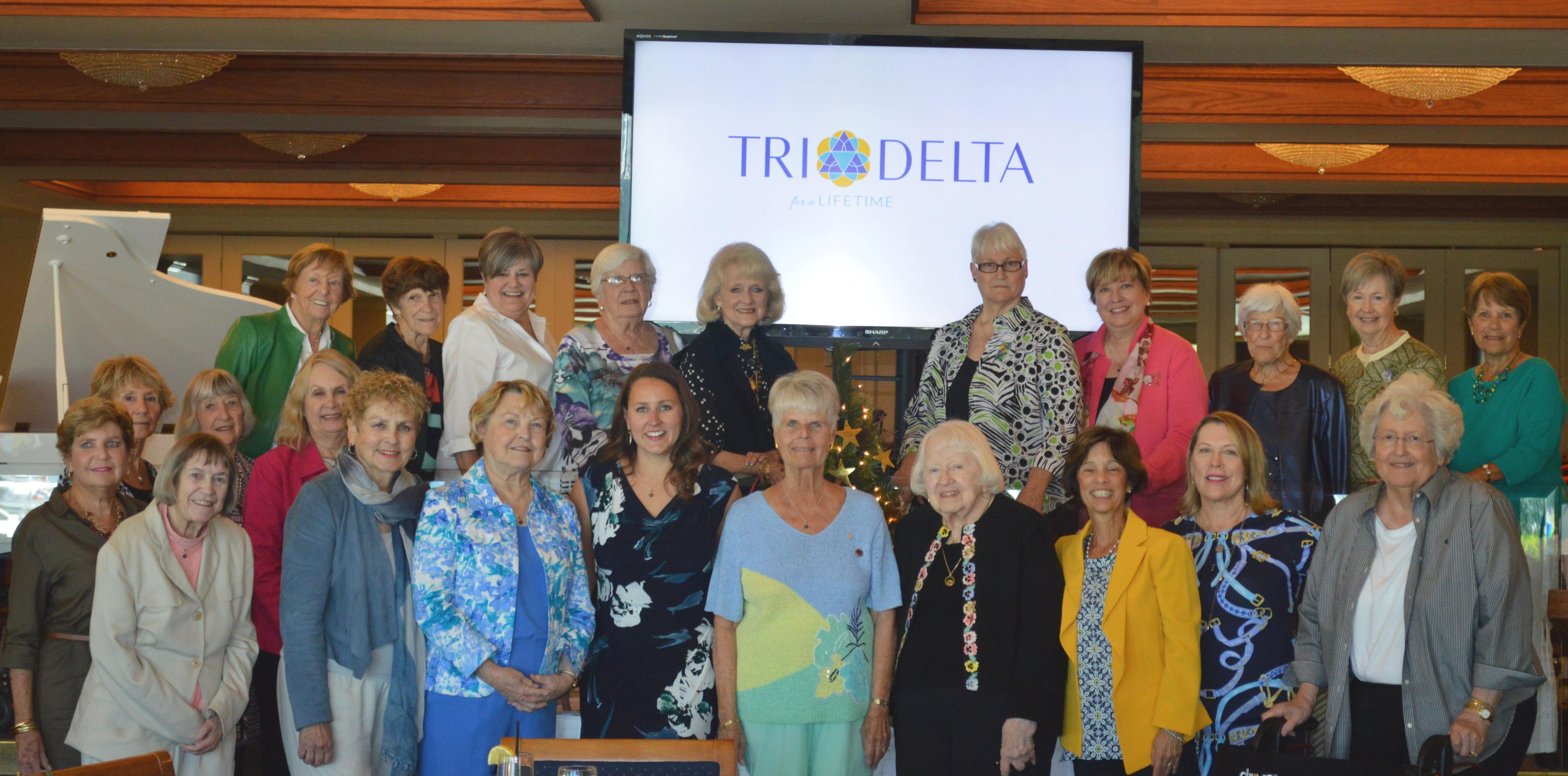 Delta Delta Delta At Sarasota Area, FL