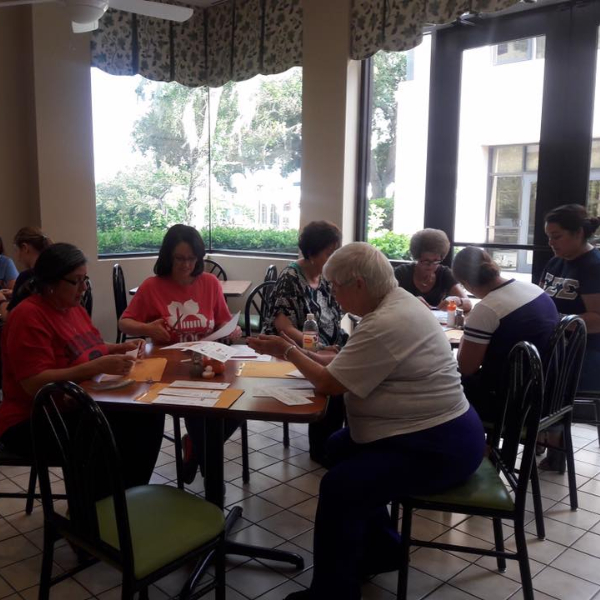 Chapter Events Sigma Sigma Sigma At Tampa Bay Area