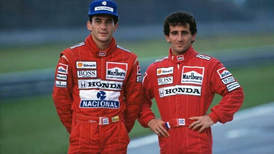 F1 Tarihinin 5 Efsane Rekabeti - Advenport