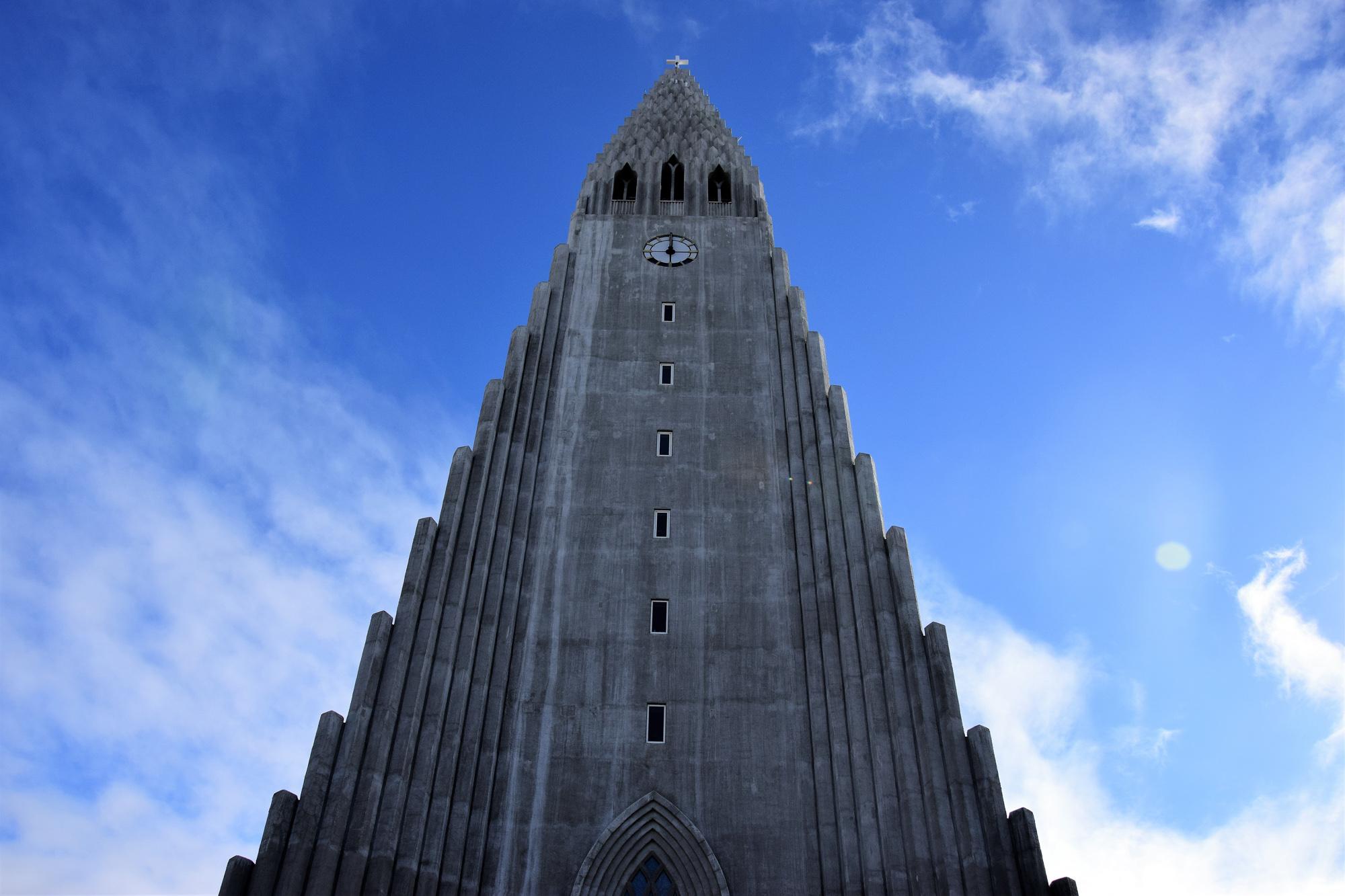 Reykjavik-capital-Iceland