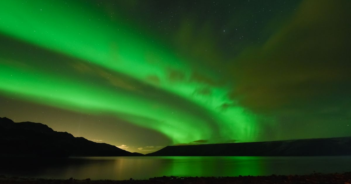 The Magic Of The Northern Lights In Iceland All About Iceland
