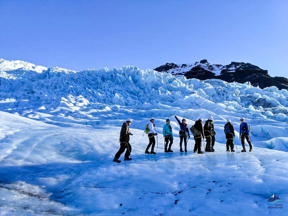 Glacier Hiking Tours