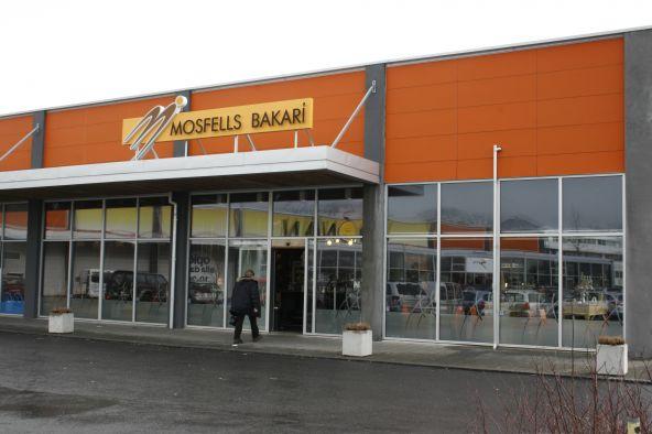 Great bakery in Reykjavík