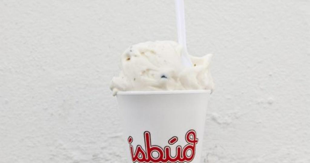 ice cream iceland