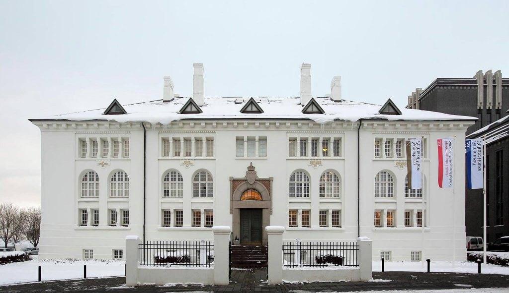 The Culture House, Reykjavík, Iceland