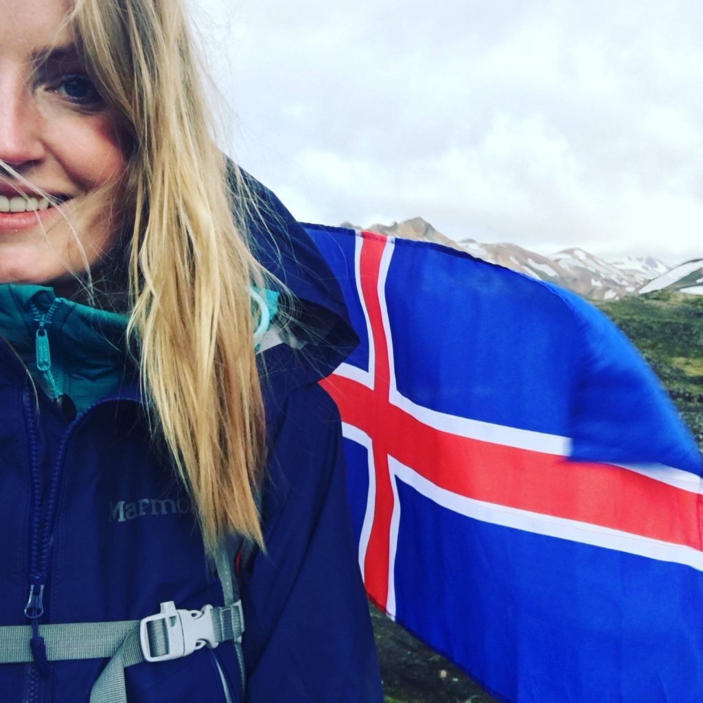 Iceland-selfie-time