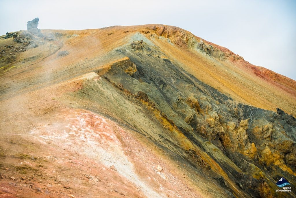 Landmannalaugar trek with Arctic Adventures in the Highlands of Iceland