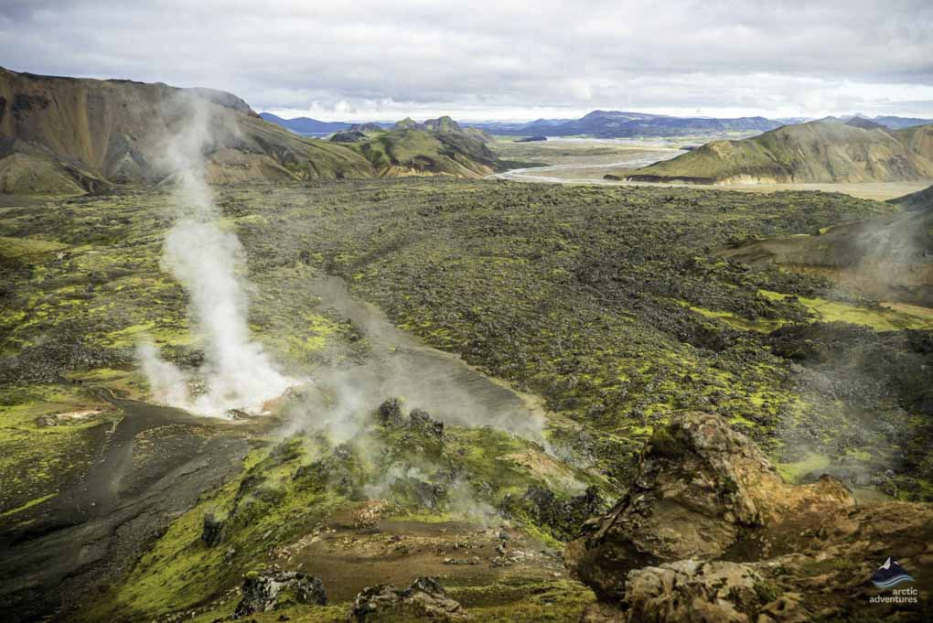 Landmannalaugar Day Tours